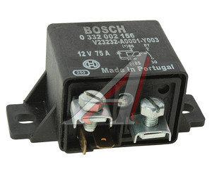 Реле ГАЗ-2217, дв.560 блока управления (ОАО ГАЗ) 0 332 002 156