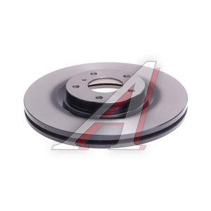 Диск тормозной NISSAN Murano (Z50,Z51) передний (1шт.) TRW DF4983S, 40206-EG000