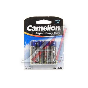 Батарейка AA R6 1.5V блистер (по 1шт.) Saline CAMELION C-R6бл