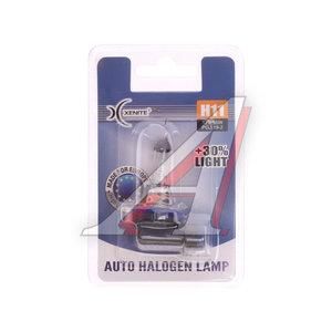 Лампа 12V H11 55W PGJ19-2 +30% блистер 1шт. XENITE 1007087, АКГ12-55