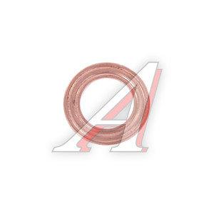 Шайба 9.3х15.0х1.0 КАМАЗ,ЯМЗ форсунок медная (1 волна) РИПУС ШМ 9.3х15.0-1.0-1В