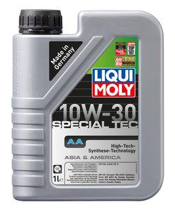 Масло моторное LEICHTLAUF SPECIAL AA HC-синт.1л LIQUI MOLY LM SAE10W30 7523, 84135