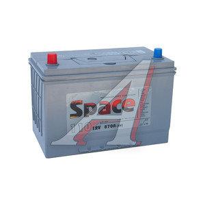 Аккумулятор SPACE VLA 110А/ч 6СТ110 135D31R, 135D31R