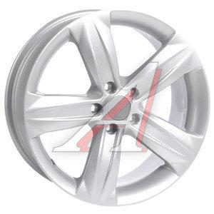 Диск колесный литой CHEVROLET Cruze OPEL Astra (10-),Mokka R17 OPL11 S FR Design 5х105 ЕТ42 D-56,5