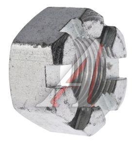 Гайка М18х1.5 МАЗ оси подрессоривания кабины, регулировки колонки рулевой ОАО МАЗ 374809