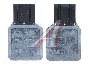 Брызговик УАЗ-469 задний в сборе комплект 469-510752*, 469-5107510