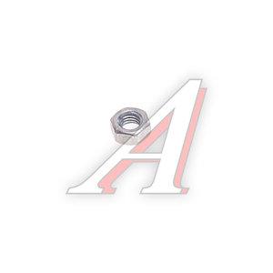 Гайка М6х1.0х5.2 ВАЗ,КАМАЗ,УРАЛ кронштейна бампера,фар,брызговиков ТТМ 15896211