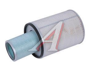 Фильтр воздушный KOMATSU D65E комплект (A5602+A5603) SAKURA A5601S, P522451/AF1962, 6114807101/6114807010/6001818550