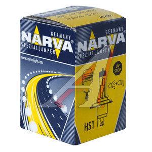 Лампа 12V HS1 35/35W PX43t NARVA 48220, N-48220