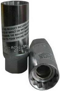 """Головка свечная 1/2"""" 20.6мм магнитная FORCE F-807420.6M"""