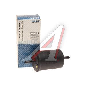 Фильтр топливный RENAULT Clio,Megane,Logan MAHLE KL248, KL248/KL416/1, 1567.C6
