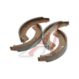 Колодки тормозные FORD Escort (93-00) задние барабанные (4шт.) GIRLING 5187269, GS8726, 6749045