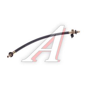 Шланг тормозной MERCEDES Atego L=600мм соединение VOSS-232 с выводом под шланг подкачки OE A0004203748