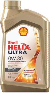 Масло моторное HELIX ULTRA ECT C2/C3 синт.1л SHELL SHELL SAE0W30