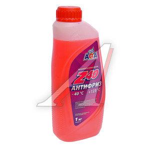 Антифриз красный -40С 0.946л Antifreeze Z40 AGA AGA001Z