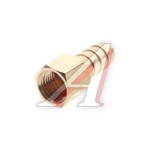 """Переходник для компрессора F1/4"""" внутренняя резьба """"елочка"""" 10мм FFH04/06, PN-FFH04/06"""