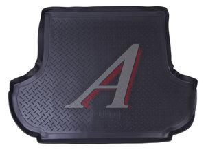 Коврик багажника MITSUBISHI Outlander XL (06-) полиуретан NOR NPL-P-59-33