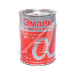 Краска красная 900г ПФ-115 АЛЬФА ПФ-115 АЛЬФА, 715