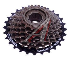 Трещотка велосипедная 7 скоростей 14-28Т SHIMANO AMFTZ217428T