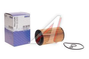 Фильтр масляный MERCEDES S (W202),C (W203),E (W210,W211),ML (W163),G (W463),Sprinter MAHLE OX153D3, A6111800009
