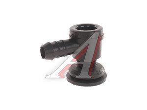 Клапан ГАЗ-3302,2217 обратный усилителя тормозов вакуумного в сборе Н/О 24-3552010-01, 24-3552010