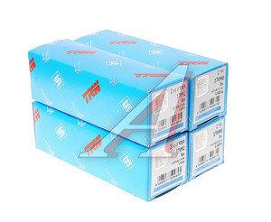 Клапан впуск/выпуск ВАЗ-2108,081 комплект 8шт. KS 2108-1007010/12, 2108-1007010