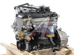 Двигатель ЗМЗ-40522 ГАЗ-3302 АИ-92 152 л.с. № ЗМЗ 40522.1000400-10, 4052-21-0004000-10
