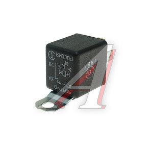 Реле электромагнитное 12V 4-х контактное ЭМИ 90.3747-10/98.3777-10, 98.3777-10, 90.3747-10