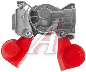 Головка соединительная тормозной системы прицепа 16мм (грузовой автомобиль) красная комплект WABCO 952 200 021 0/221 0 (красная), 400 604 329 0, 952 200 021 0