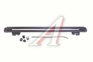 Багажник поперечины для рейлингов L=1300мм прямоугольный сталь комплект LUX 691639