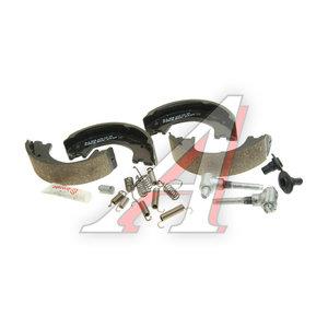 Колодки тормозные MERCEDES Sprinter (06-) задние барабанные (4шт.) OE A9064200420, GS8777