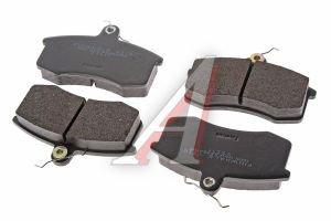 Колодки тормозные ВАЗ-2108 передние (4шт.) FINWHALE V218, 2108-3501090, 2108-3501080