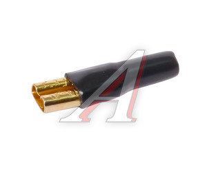 Клемма акустическая 4.8мм черного цвета BELSIS BELSIS BW4844B-С
