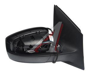 Зеркало боковое VW Polo Sedan (10-) правое электрическое с подогревом OE 6RU857508P9B9