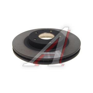 Диск тормозной MAZDA CX-5 (06-) передний (1шт.) OE K011-33-251B, K011-33-251A