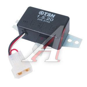 Реле регулятор напряжения ЗИЛ-5301 (аналог 4202.3702) TSN 66.3702, 1.5.20, 207.3702