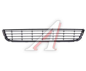 Решетка бампера VW Golf (09-) переднего OE 5K0853677A9B9