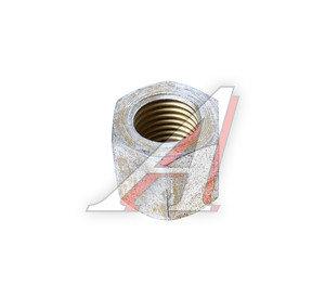 Гайка М22х2.5 стремянки передней УРАЛ (ОАО АЗ УРАЛ) 334932 П29, 334932-П29