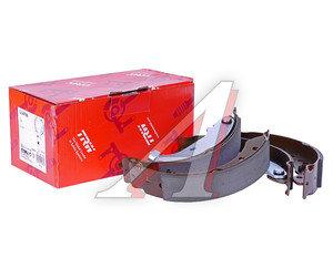 Колодки тормозные MITSUBISHI Lancer (01-) задние барабанные (4шт.) TRW GS8769, MN186120
