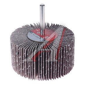 Круг зачистной лепестковый радиальный 80х40мм Р40 MATRIX 74150