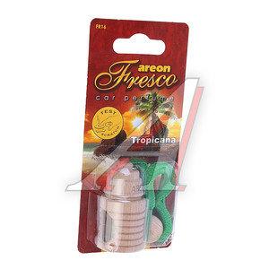 Ароматизатор подвесной жидкостный (тропик) дерево Fresco AREON FR14, 704-051-914