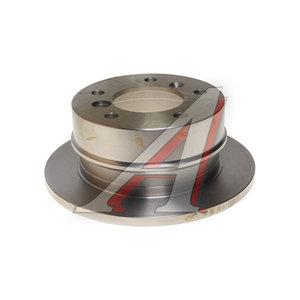 Диск тормозной MERCEDES Sprinter (95-06) задний (1шт.) FEBI 09102, DF4807, A9014230612
