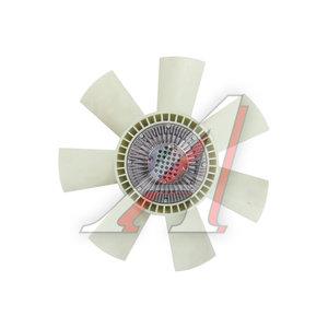 Вентилятор МАЗ-4370 470мм с вязкостной муфтой в сборе (дв.Д-245.30Е2) KORTEX 020003579, TR16427 7лоп.