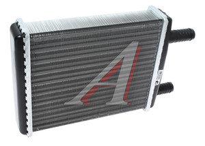 Радиатор отопителя ГАЗ-3302,33104 алюминиевый Н/О D=20мм ПЕКАР 3302-8101060-10