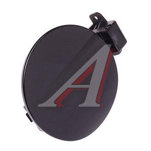Лючок бака топливного SSANGYONG Actyon (06-) (черный) OE 7161031001LAK