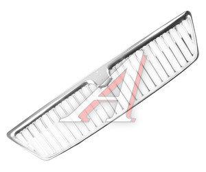 Облицовка радиатора ГАЗ-3302 Н/О никель (ОАО ГАЗ) 3302-8401020-20