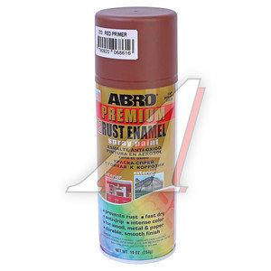 Грунт по ржавчине коричневый аэрозоль 0.4л ABRO ABRO RE010, RE-010