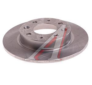 Диск тормозной KIA Carens (02-) задний (1шт.) VALEO PHC R2014, 0K9AA-26251C