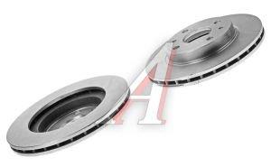 Диск тормозной ВАЗ-2110 вентилируемый комплект PILENGA 2110-3501070, V 221