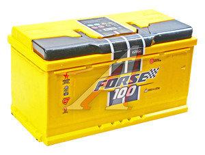 Аккумулятор FORSE 100А/ч обратная полярность 6СТ100, 82944